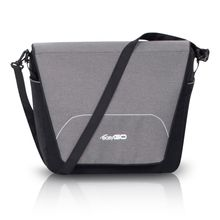 OPTIMO Grey Fox Wickeltasche 001