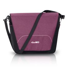 OPTIMO Purple Wickeltasche