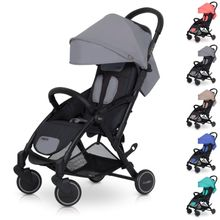 MINIMA Buggy Kinderwagen Farbe: Grey Fox
