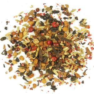 1000g Chai Tee Apricot - arom. Grüner Tee