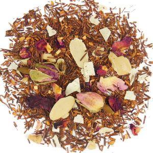 250g Marzipan mit Nuss - Rotbuschteemischung, aromatisiert
