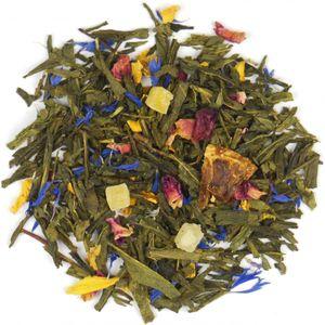 100g Ming Li - Mango/Orange - arom. Grüner Tee
