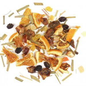 100g Dattelzauber Südfrucht - Tropenfrucht/Vanille - Früchteteemischung, aromatisiert