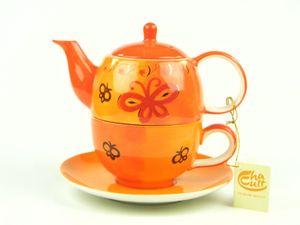 Tea for one Set ASHLEY Cha Cult