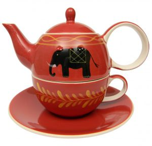 Tea for one Set BENARES Cha Cult