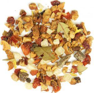 100g Pfirsichtraum - Früchteteemischung, aromatisiert (säurearm)