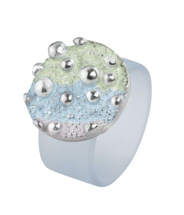 Sparkling Bubbles Ring Coloured Edition – Bild 1