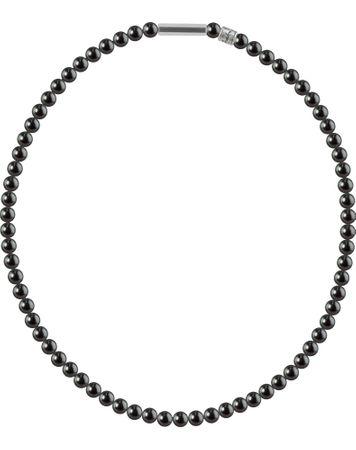 Perlenkette Mini mit original Swarovski ® Perlen  – Bild 2