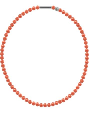 Perlenkette Mini mit original Swarovski ® Perlen  – Bild 4