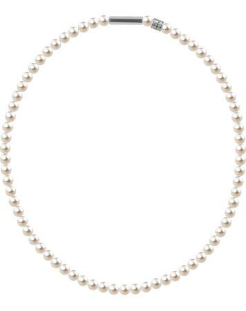 Perlenkette Mini mit original Swarovski ® Perlen  – Bild 5