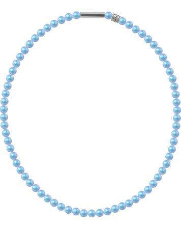 Perlenkette Mini mit original Swarovski ® Perlen  – Bild 11