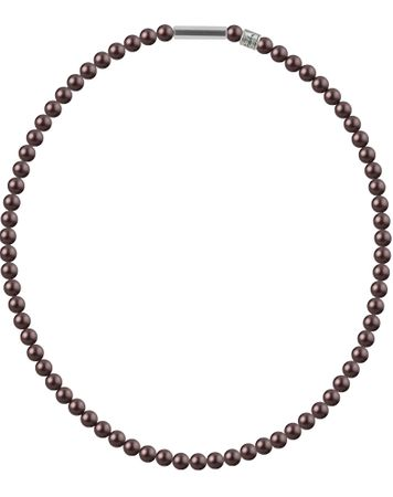 Perlenkette Mini mit original Swarovski ® Perlen  – Bild 15