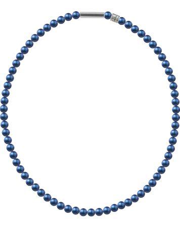 Perlenkette Mini mit original Swarovski ® Perlen  – Bild 9