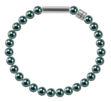 Perlenarmband Mini - mit 6mm Pearls from Swarovski® – Bild 10