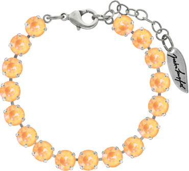 Klassik Armband small 6mm Chaton – Bild 1