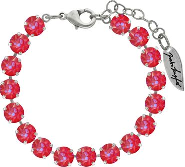 Klassik Armband small 6mm Chaton – Bild 7
