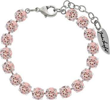 Klassik Armband small 6mm Chaton – Bild 15