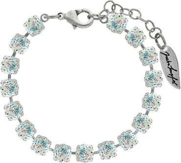 Klassik Armband small 6mm Chaton – Bild 5