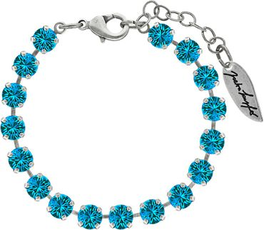 Klassik Armband small 6mm Chaton – Bild 25