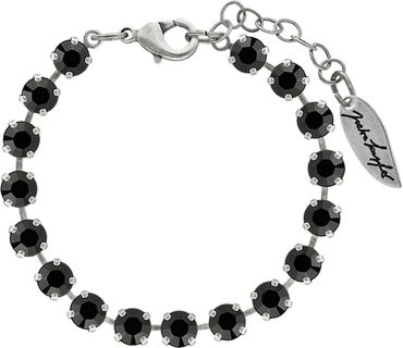 Klassik Armband small 6mm Chaton – Bild 22