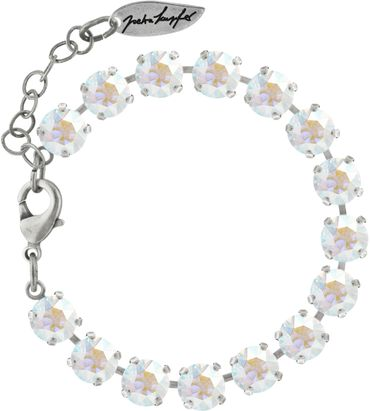 Klassik Armband medium 9mm Chaton – Bild 20