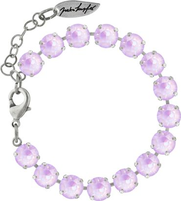 Klassik Armband medium 9mm Chaton – Bild 9