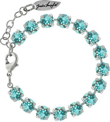 Klassik Armband medium 9mm Chaton – Bild 14