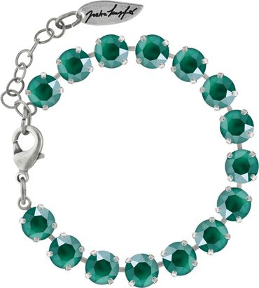 Klassik Armband medium 9mm Chaton – Bild 22