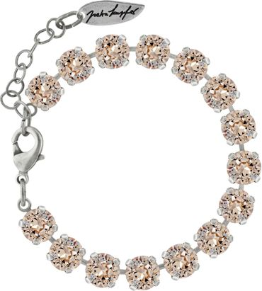 Klassik Armband medium 9mm Chaton – Bild 25