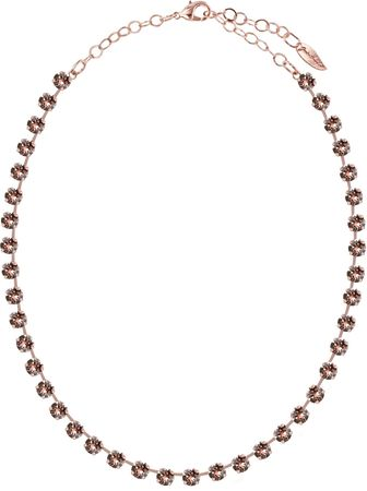 Rosi Collier small rosé vergoldet – Bild 5