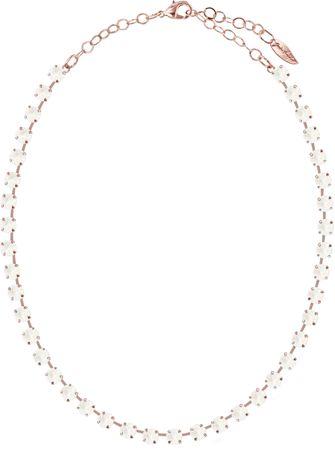 Rosi Collier small rosé vergoldet – Bild 4