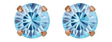 Rosi Klassik Ohrstecker 6mm Swarovski-Kristall – Bild 4