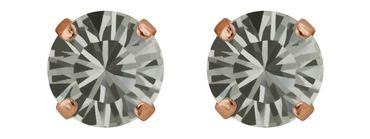 Rosi Klassik Ohrstecker 6mm Swarovski-Kristall – Bild 5