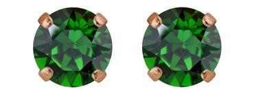 Rosi Klassik Ohrstecker 6mm Swarovski-Kristall – Bild 14