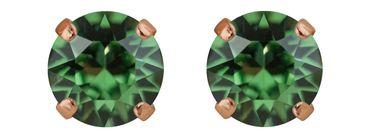 Rosi Klassik Ohrstecker 6mm Swarovski-Kristall – Bild 17