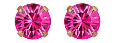 Rosi Klassik Ohrstecker 6mm Swarovski-Kristall – Bild 19