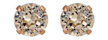 Rosi Klassik Ohrstecker 6mm Swarovski-Kristall – Bild 24