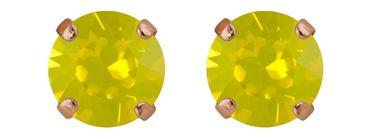 Rosi Klassik Ohrstecker 6mm Swarovski-Kristall – Bild 9