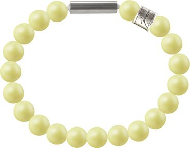 Bracelet made with swarovski -crystal pearls, 8mm – Bild 14