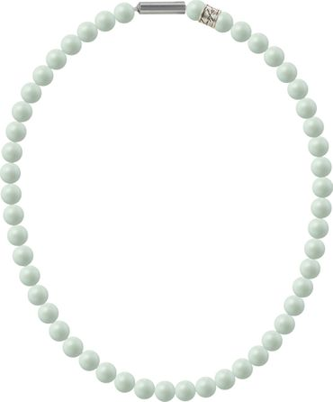 Necklace with Crystal Pearls, medium, 8mm from Swarovski – Bild 17