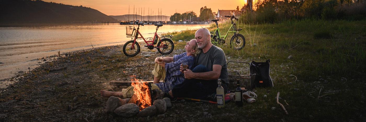 iSY Bikes Komfort Freizeit