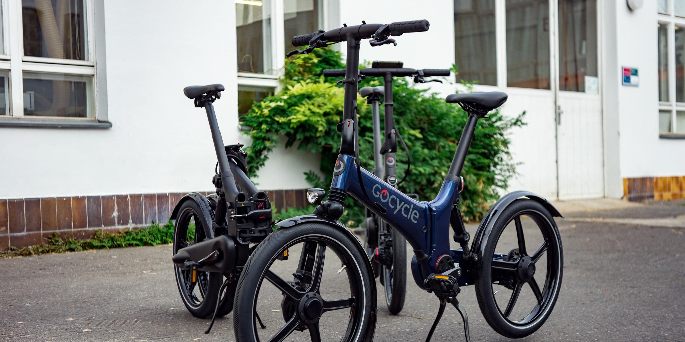 Gocycle Berlin