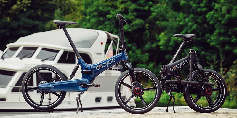 Gocycle Faltrad Berlin