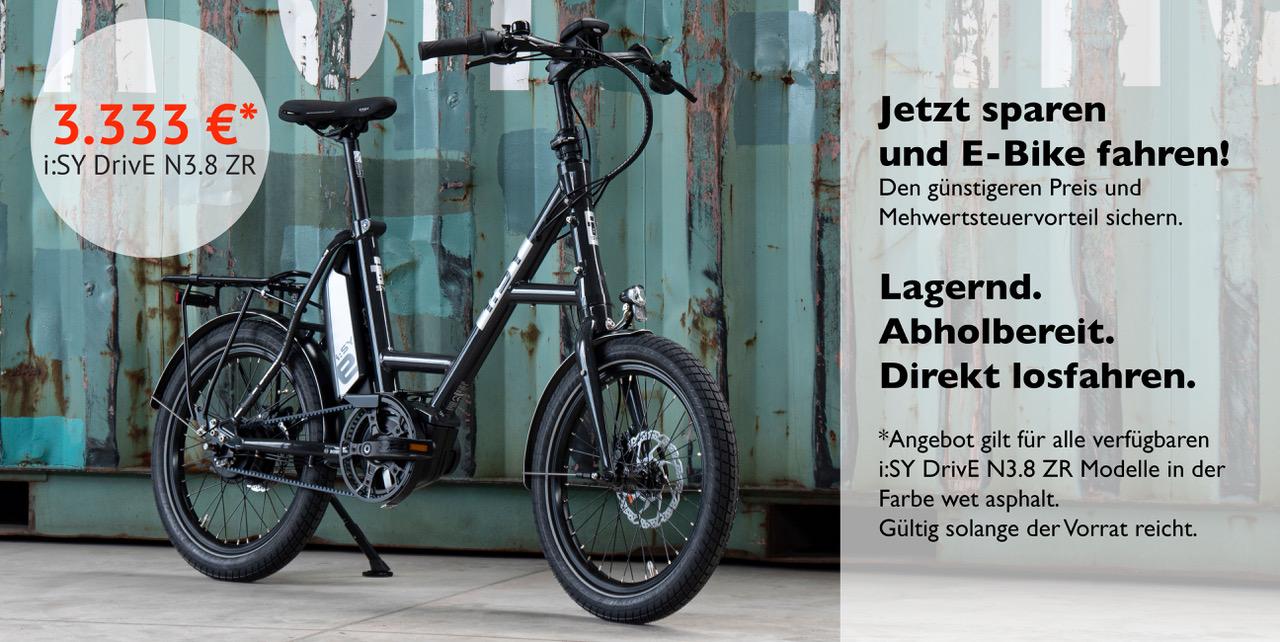 iSY Bike Angebot