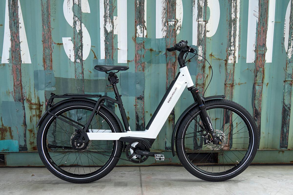 Nevo3 Riese & Müller E-Bike