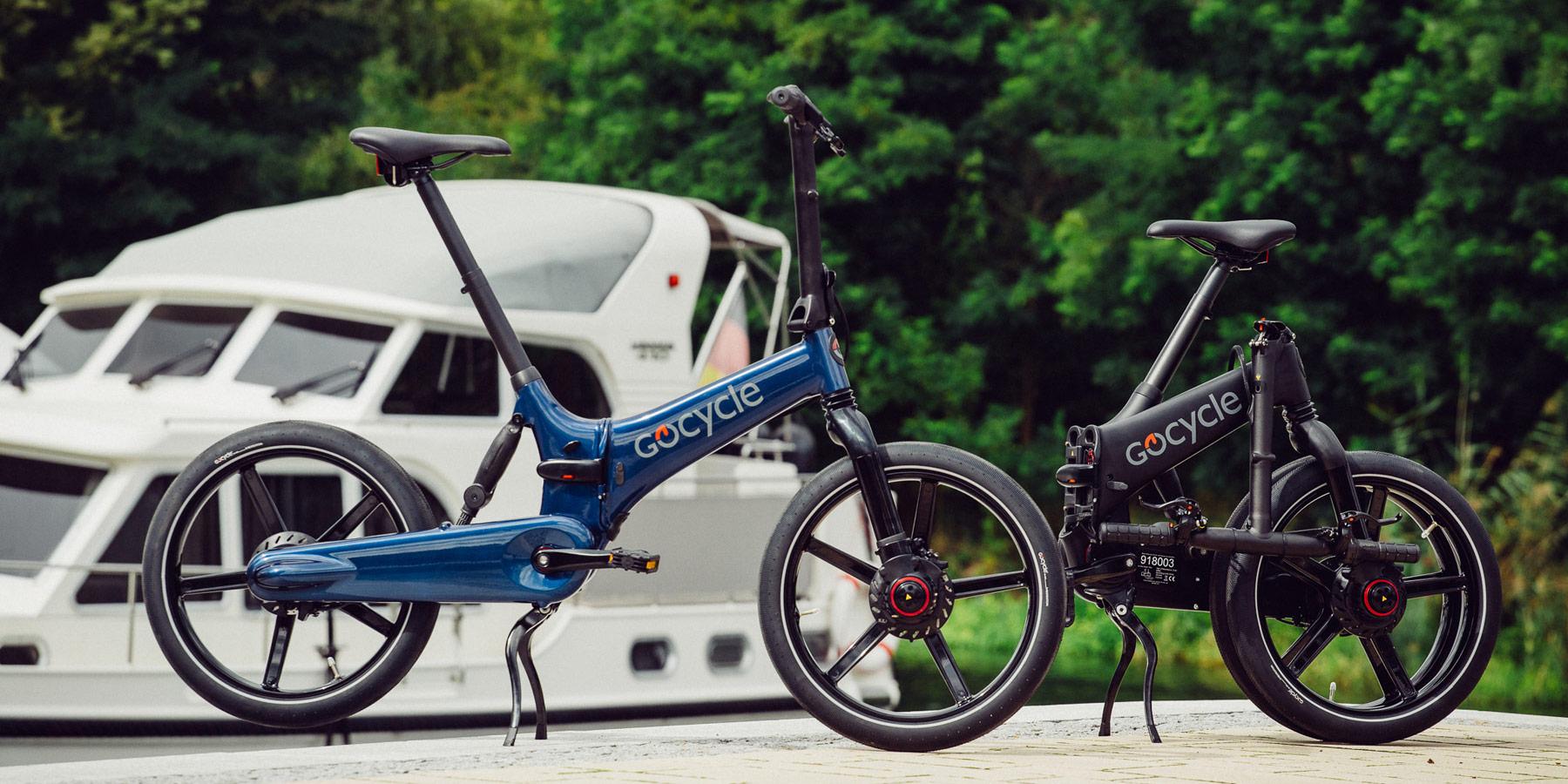 Gocycle GX Aktion - 2899 €