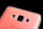 Soft Cover für Samsung Galaxy A5 Ultraslim airTPU Orange 005