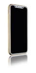 Soft Cover für Apple iPhone X / XS Electro - Gold 002