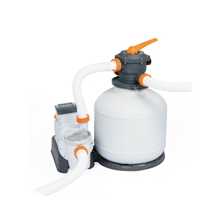 Sandfilterpumpe Flowclear 9'800 L/h