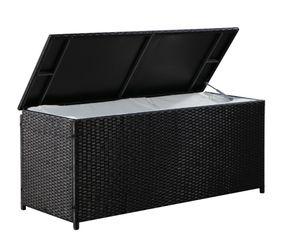 Kissenbox EVA 135 x 54 x 59 cm schwarz